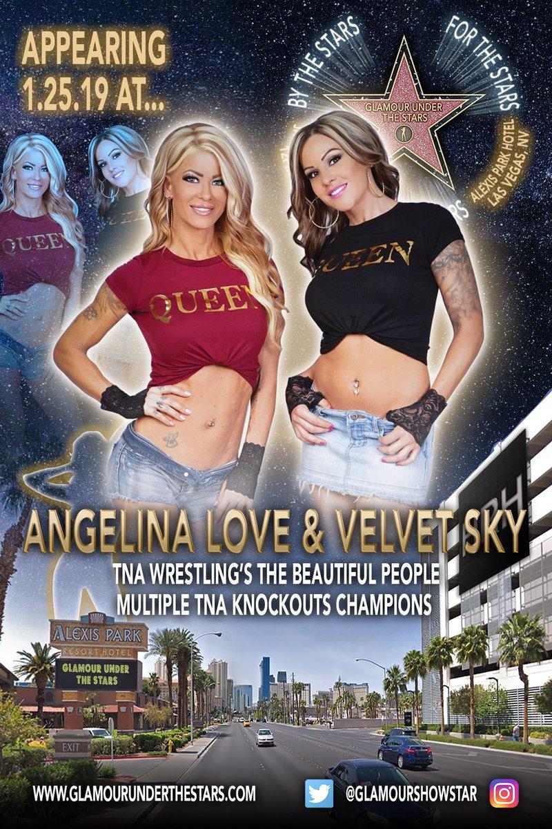 2019 Angelina Love nude photos 2019