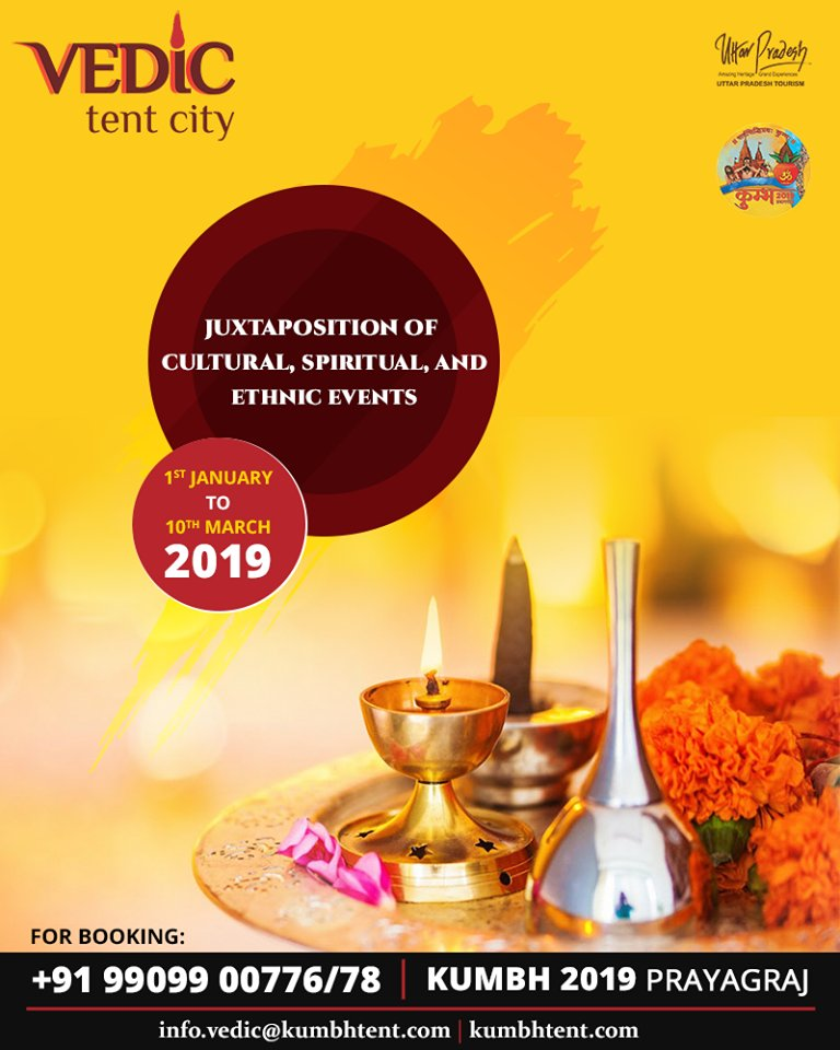 Spend A Mirthful And Devotional Evening By Being Part Of Our Cultural Spiritual Ethnic Events CulturalEvents EthnicEvents KumbhMela
