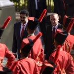 Erdogan receives a hero's welcome fit for Bolivar in Venezuela: https://t.co/SWDEoTlGmj