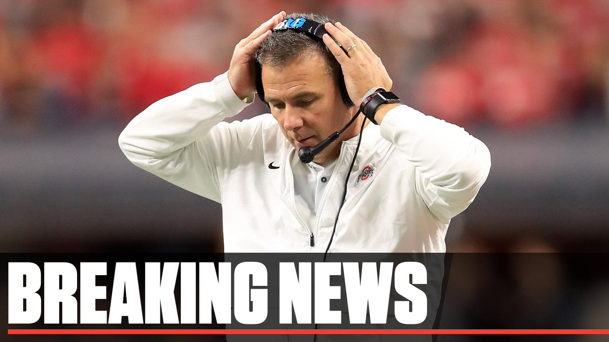 Breaking: Ohio State head coach Urban Meyer will retire from coaching after the Rose Bowl with Ryan Day taking over as Buckeyes head coach, the school announced.
