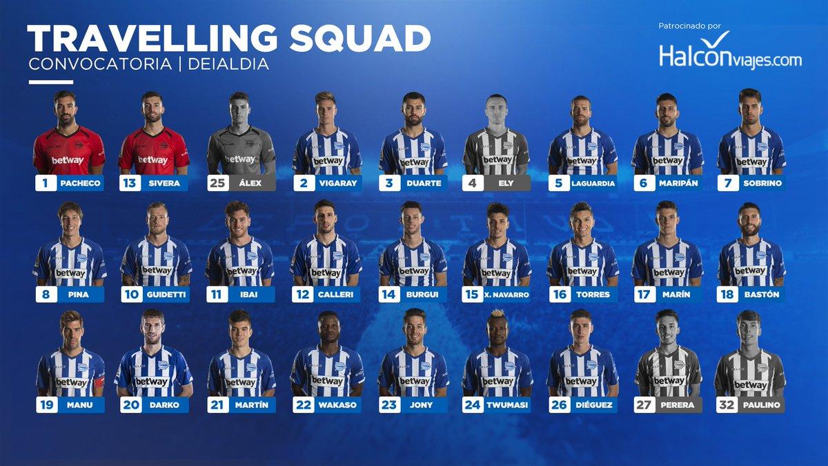 DtkxLUgWsAA328L Abelardo convoca a 23 jugadores para jugar ante Girona y Atletico - Comunio-Biwenger