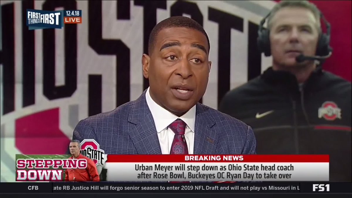 Cris Carter Shares Troubling Details About Urban Meyer
