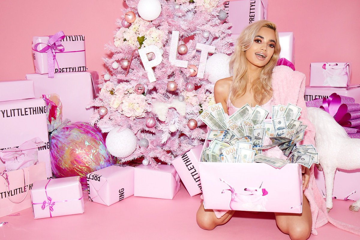 PRETTY LITTLE CHRISTMAS is HERE 🦄🎁 We're giving away $1000 cash A DAY for the next 23 days 🤑 💸 THAT'S 23 WINNERS 🙌 To enter 👉 RT THIS TWEET & FOLLOW   😍 Winners announced on IG story 🙌 Full T&C's over on our FB ✨👉 https://t.co/EIKe4tS2iD