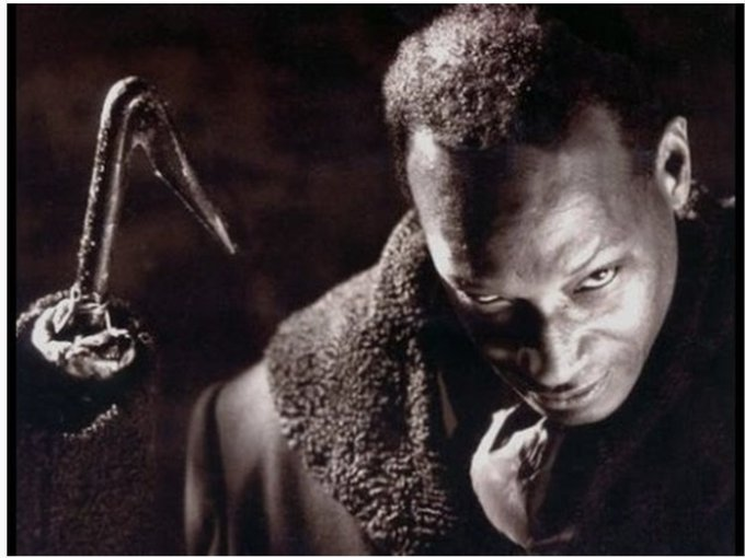 HAPPY BIRTHDAY TONY TODD, TONY TODD, TONY TODD, TONY...nah. I am too much of a chicken. Many happy returns, sir!
