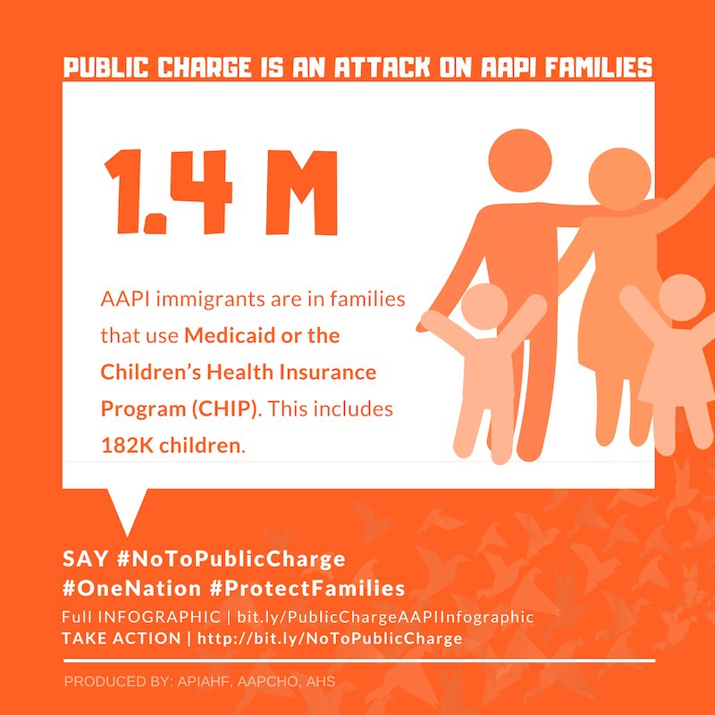 "test Twitter Media - Proposed changes to ""public charge"" would restrict immigrant communities' access to Medicaid and the Children's Health Insurance Program. Let the Trump Administration know we say #NoToPublicCharge! https://t.co/JbKgMudKMV #ProtectFamilies https://t.co/3RWD01PaY2"