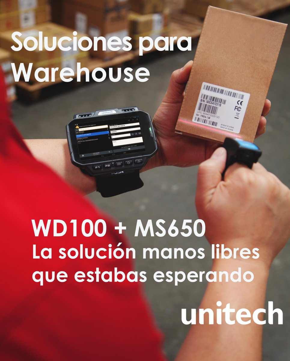 Unitech LatinAmerica on Twitter: