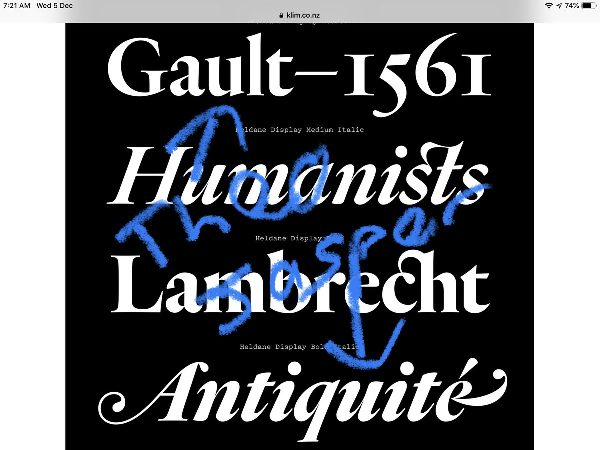 Heldane by Klim Type Foundry Typography Typography Fonts Type