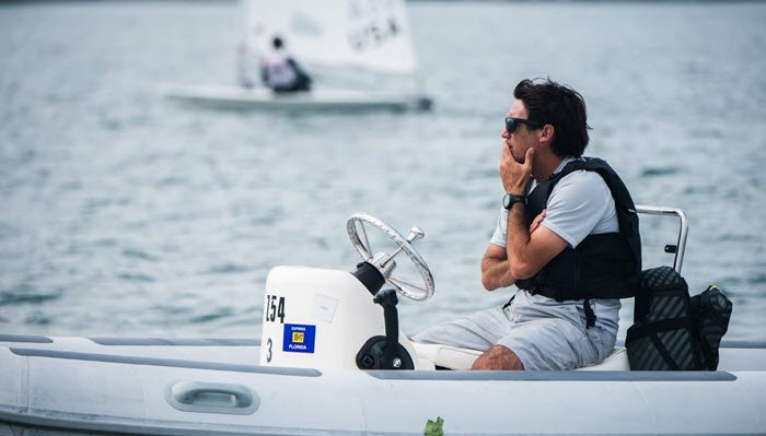 Check out this Q&A with @TeamUSA's 2018 Development Coach of the Year, US Sailing's own Leandro Spina! #ODP