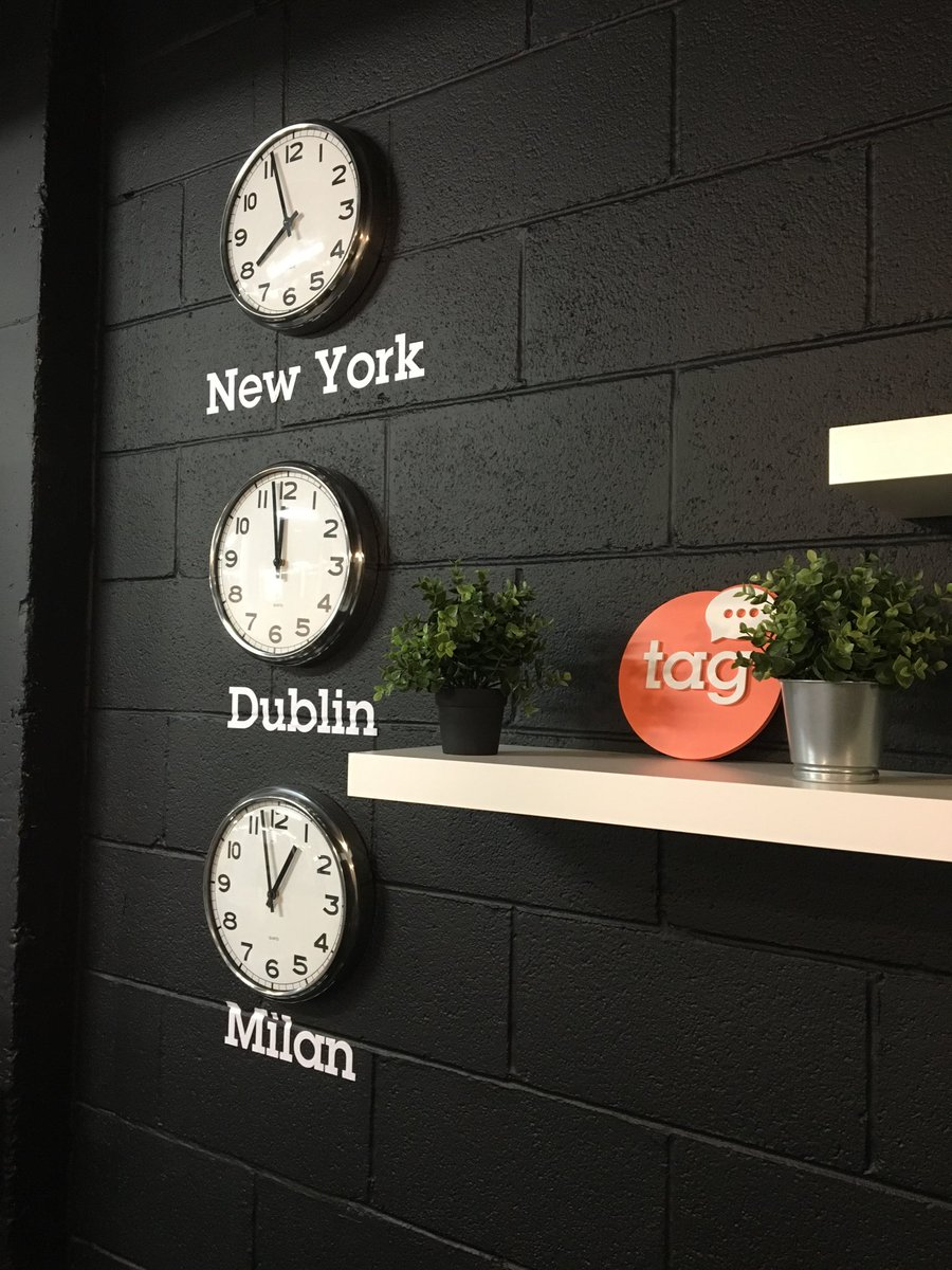 Down at the cool new offices at @talentgarden #business #talentgarden #branding #strategy