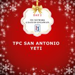 Image for the Tweet beginning: Day 2 of the TPC