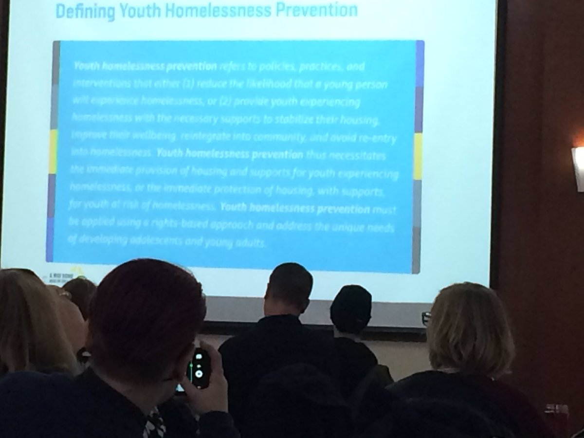 Bramalea CHC On Twitter Excited To Hear A New Approach Ending Youth Homelessness Duty Assist People With Some Authority Over Young