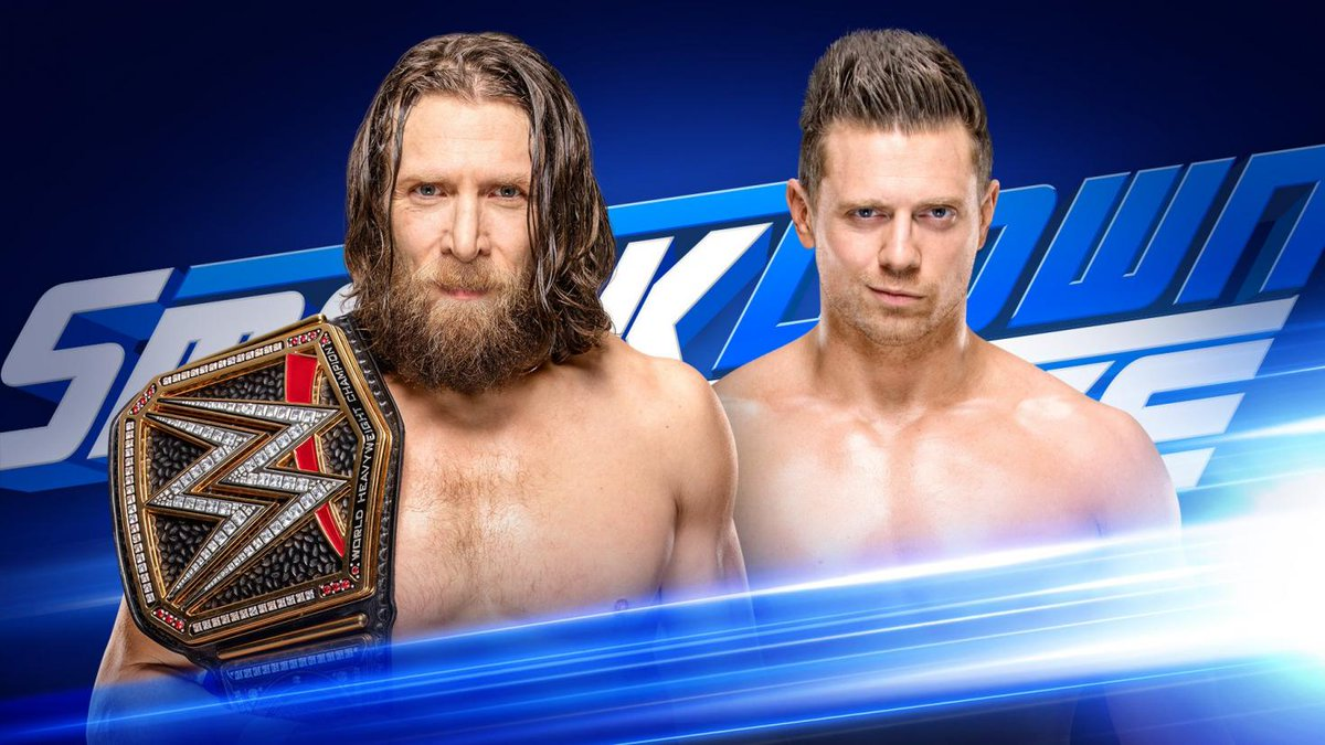 WWE SmackDown, MMC & 205 Live Previews: Triple Threat Announced, Daniel Bryan On Miz TV, Randy Orton