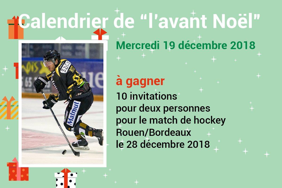 Hockey Rouen Calendrier.Ville De Rouen On Twitter Calendrier De L Avant Noel