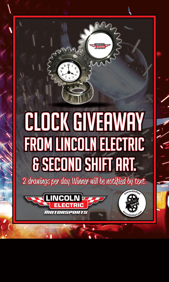 Lincoln Electric Lincolnelectric Twitter