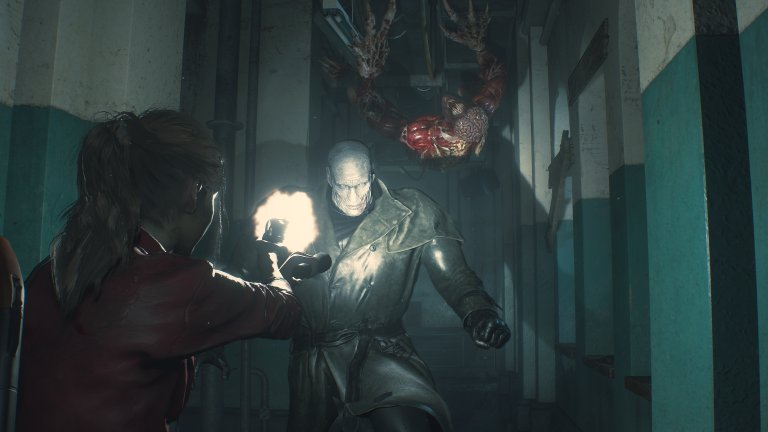 Resident Evil 2 Remake preview - imposing, unforgiving, and an incredible start to 2019 vg247.com/2018/12/04/res…