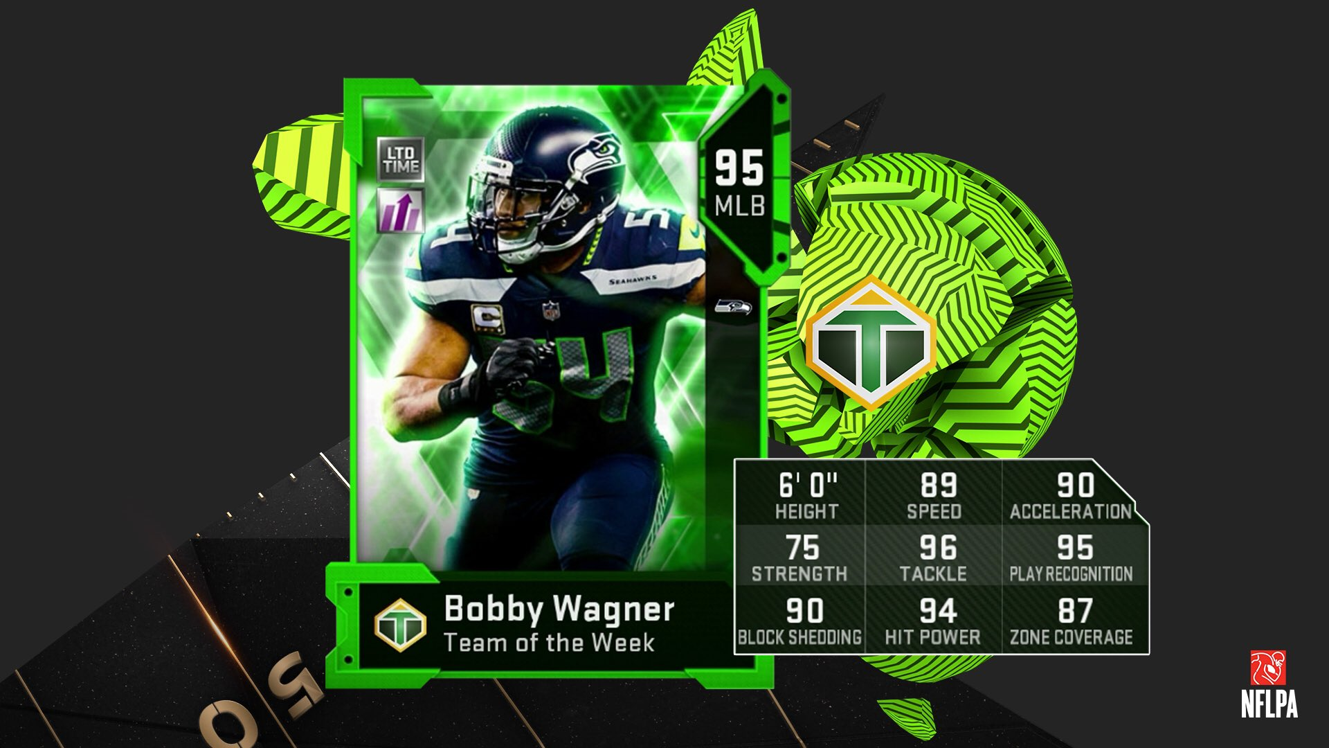 best cheap fa73a 822d8 Limited TOTW Bobby Wagner Incoming! - MUT Discussion ...