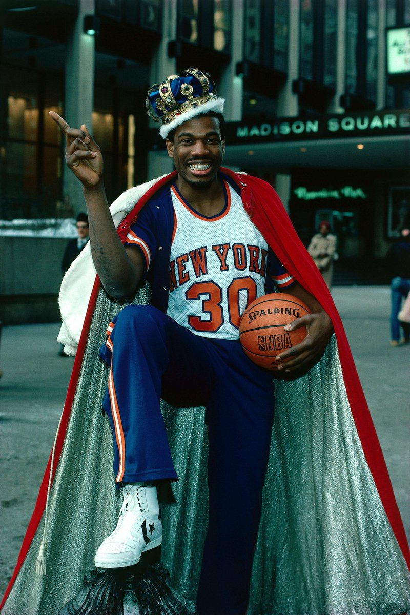 Happy Birthday Bernard King! Watch 'Bernie and Ernie' on ESPN+ es.pn/2zG0N1A