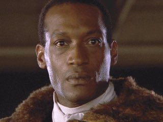 On this day in actor Tony Todd, AKA The Candyman Is born in 1954. Happy 64th birthday Tony !