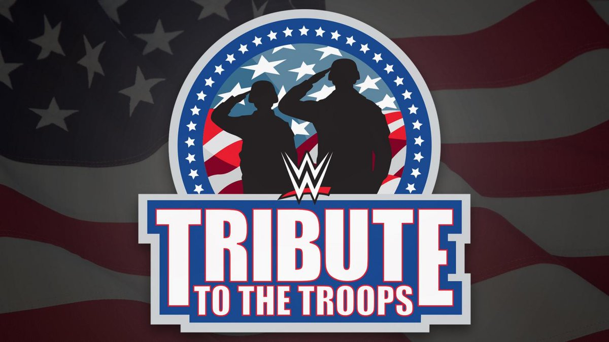 Big Main Event Taped For WWE Tribute To The Troops, More From The Ft. Hood Tapings (Videos, Photos)