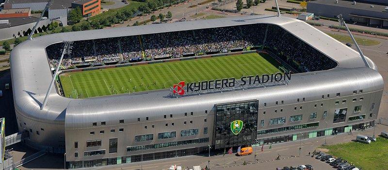 Ryan Talhouk On Twitter Ado Kyocera Stadion Cars Jeans Stadion Ado Den Haag Stadium Den Haag Or The Hague Or Lahey Netherlands