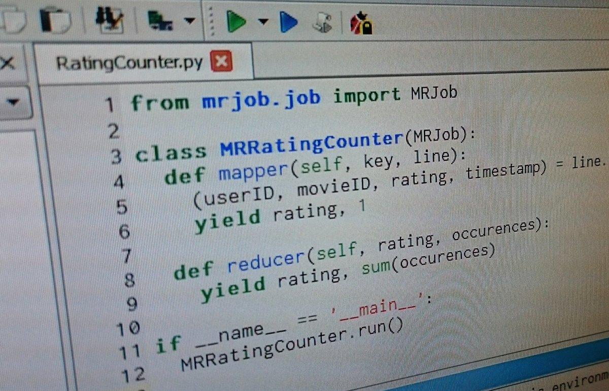 Mapper python script