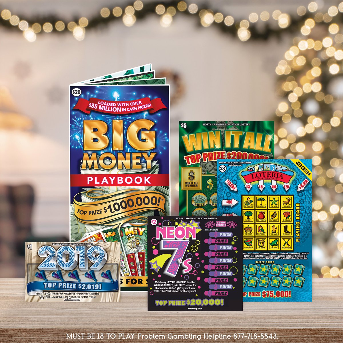 Learn These New Nc Lottery Scratch Off Games {Swypeout}