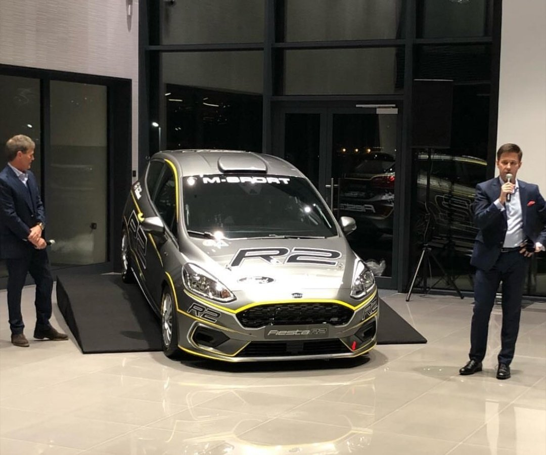 Gary Boyd Kiwiwrcfan On Twitter New One Litre Ecoboost Ford Fiesta R2 From Msportltd Unveiled In Poland It Will Be Used In 2019 Jwrc Which Has 5 Rounds Sweden Corsica Sardegna