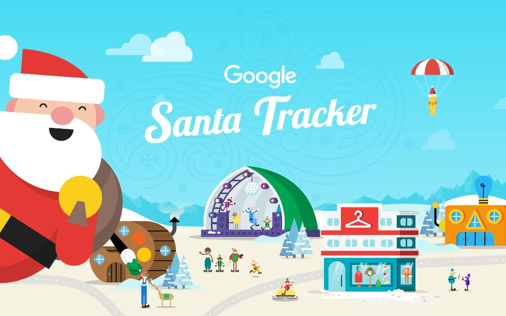 Ho-ho-ho-liday time has arrived at the North Pole! Catch a sleigh to Santa's Village to play games, learn coding skills, make artwork and more → http://goo.gl/UaQvAZ