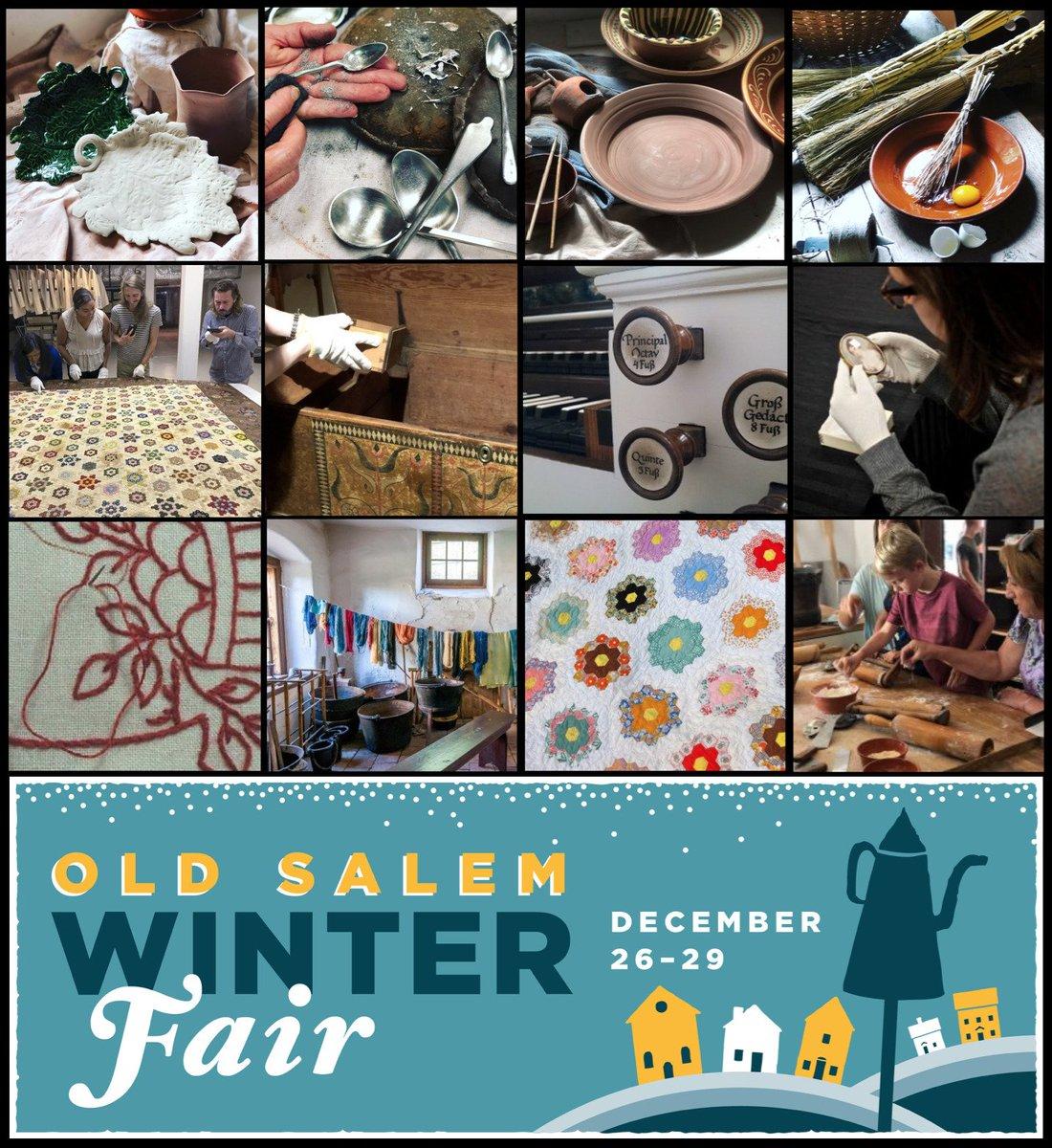 Old Salem Museum (@OldSalemInc) | Twitter