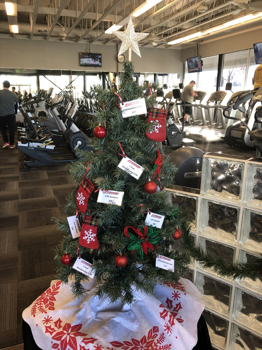 Christmas Giving Tree Ideas.North Hill Fitness On Twitter Struggling With Gift Ideas