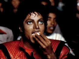 "Nano on Twitter: ""*meme de Michael Jackson comiendo pochoclos*… """