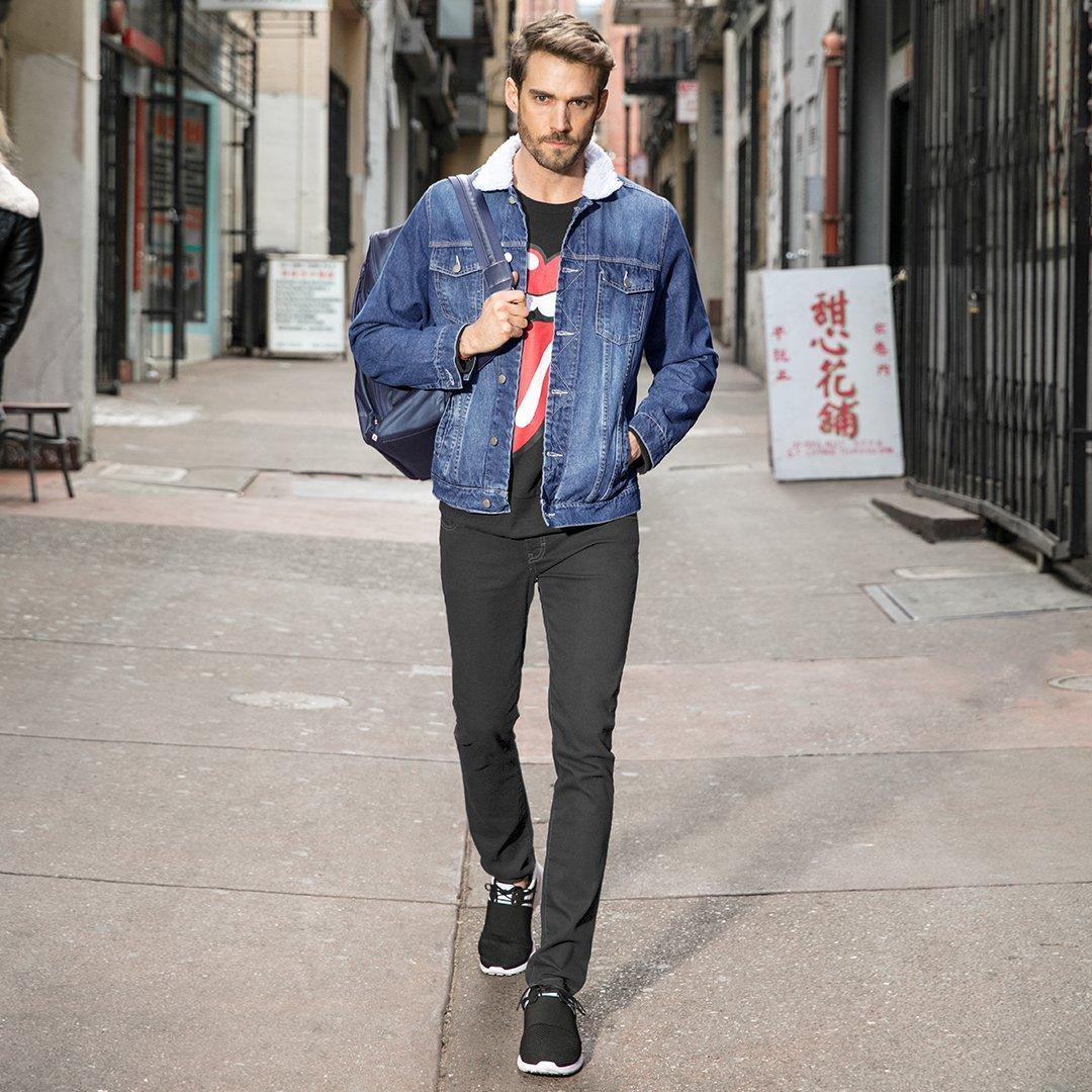 Look perfecto para la temporada ❄️☃️ #AndréBadi #Fashion #Outfitcomodo #Invierno #Catálogo #Moda #Ventaporcatálogo #Men #outfitdeldía https://t.co/vAaj4PcyOO