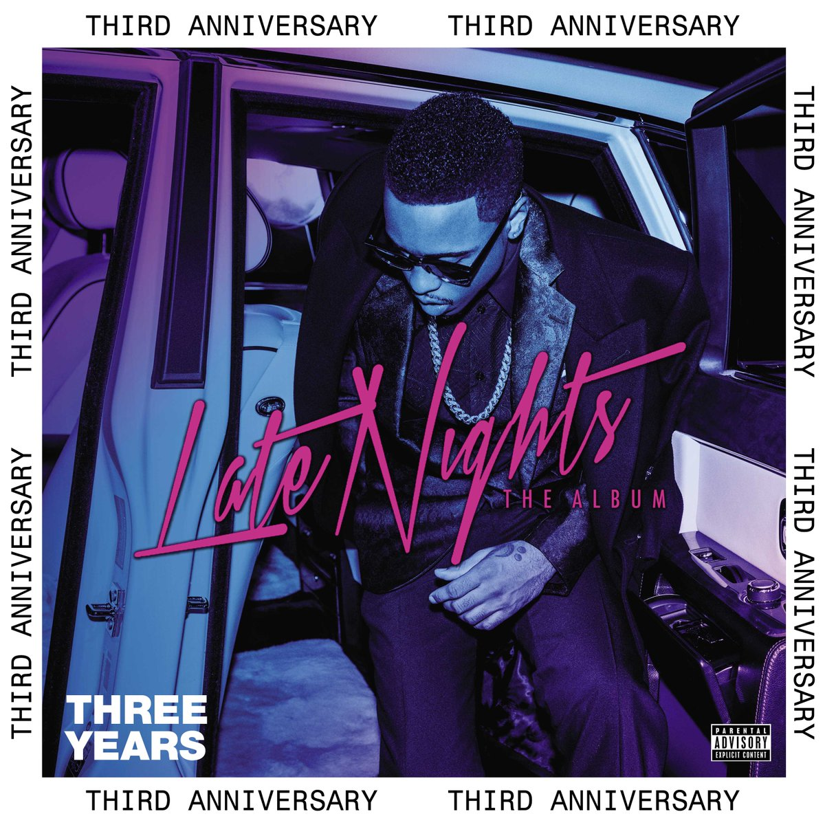 Three years ago today, @Jeremih dropped his third studio album, 'Late Nights.'  What's your favorite track? https://t.co/zm1UrANzYL