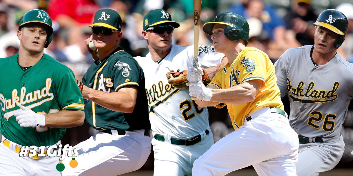 new style 3df11 e0e00 Oakland A's on Twitter: