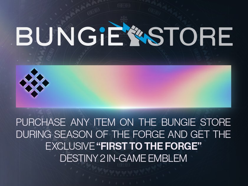 82ea56bacaf5 ... a new season of Bungie Store swag