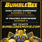 #Bumblebee Twitter Photo