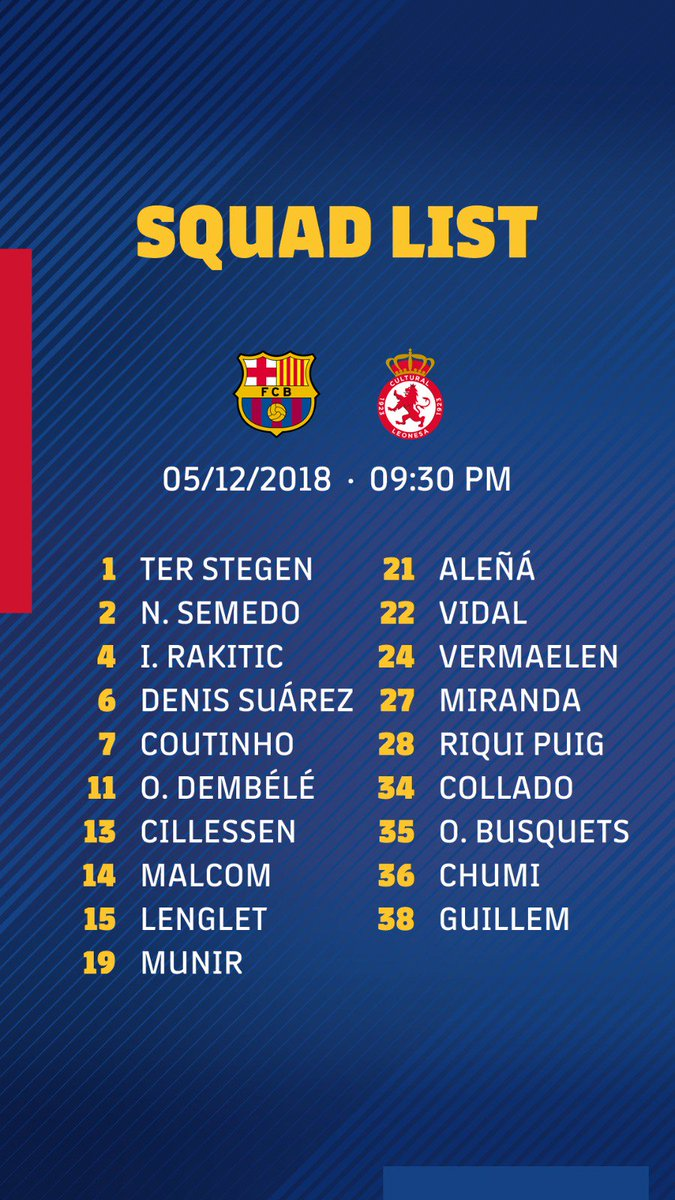 Groupe FC Barcelone