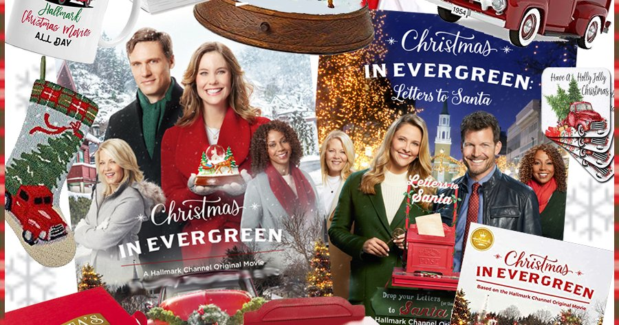 Christmas In Evergreen Letters To Santa.It S A Wonderful Movie On Twitter Hallmark S Christmas