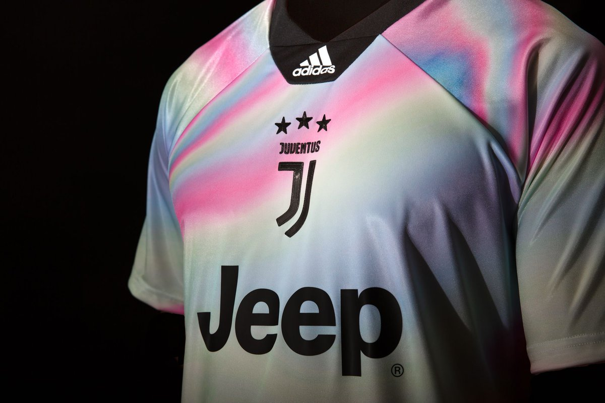 sports shoes e274c 09508 game on 🔥 EA SPORTS x Adidas Juventus Jersey available ...