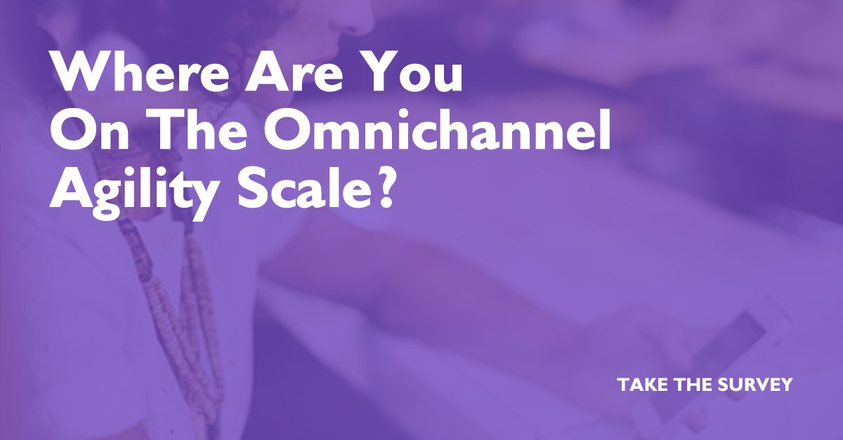 Where are you on the #omnichannel agility scale? Benchmark your initiatives now:  https:// rtou.ch/2AsYSgE  &nbsp;  <br>http://pic.twitter.com/vm8wDqgNcE