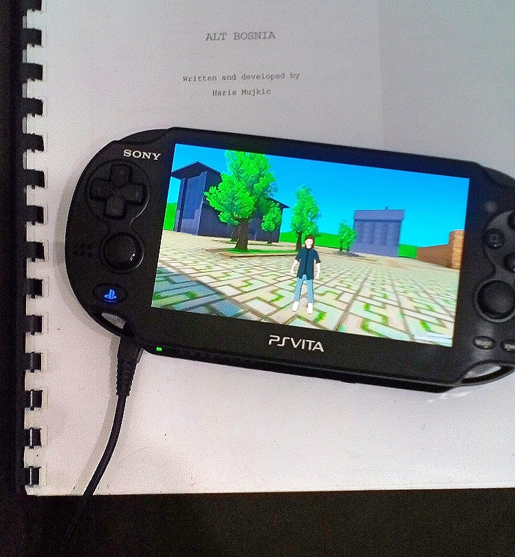 Ps Vita Games 2020.Haris Mujkic On Twitter This Month I Am Focusing On