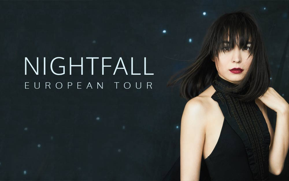 Reloaded twaddle – RT @AliceSaraOtt: Be transported to a dreamlike world, where day meets night and...