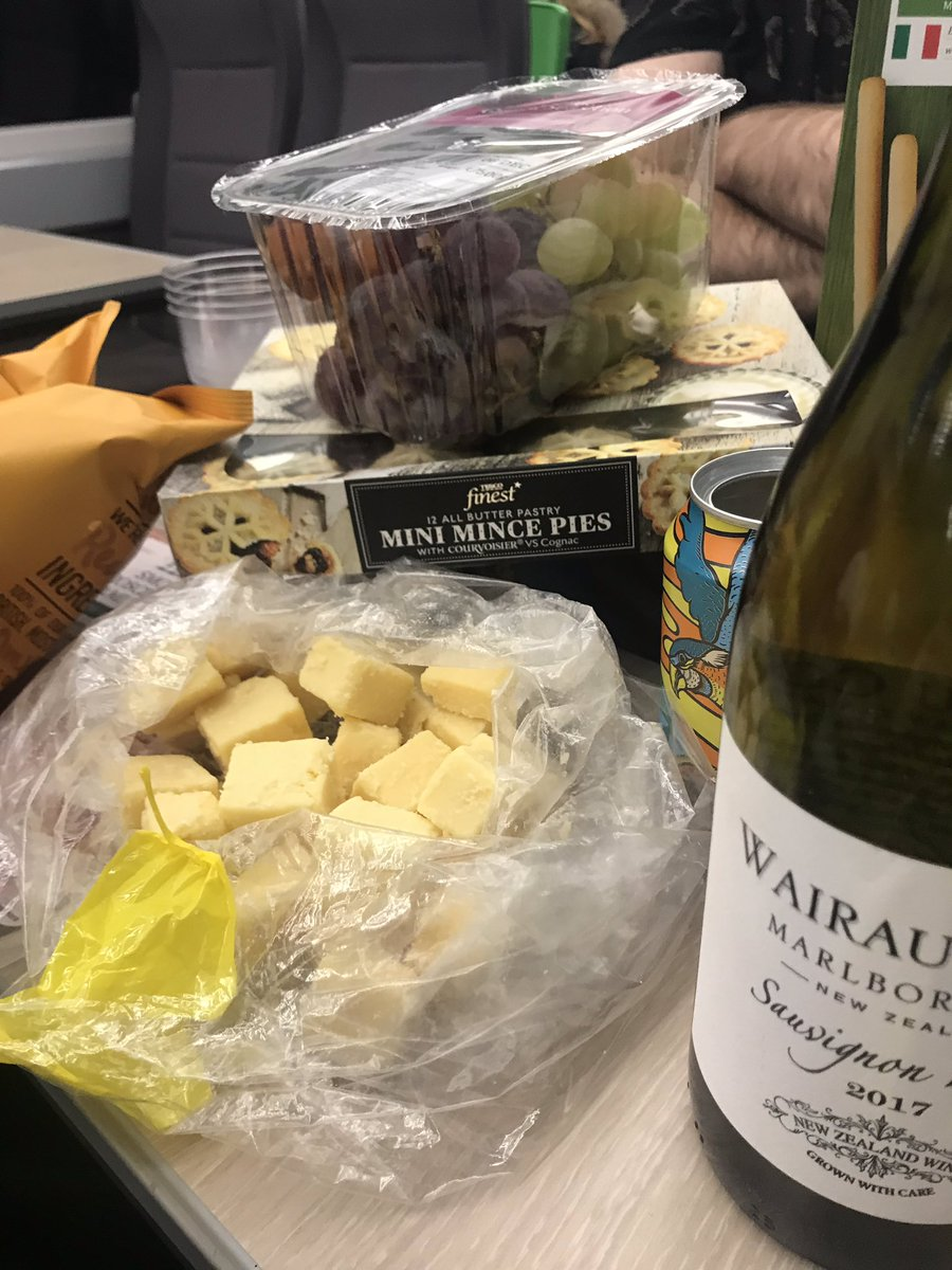 Tonight's #bbctkc #trainpicnic game is strong, complete with @FordFarmCheese cave aged cheddar.