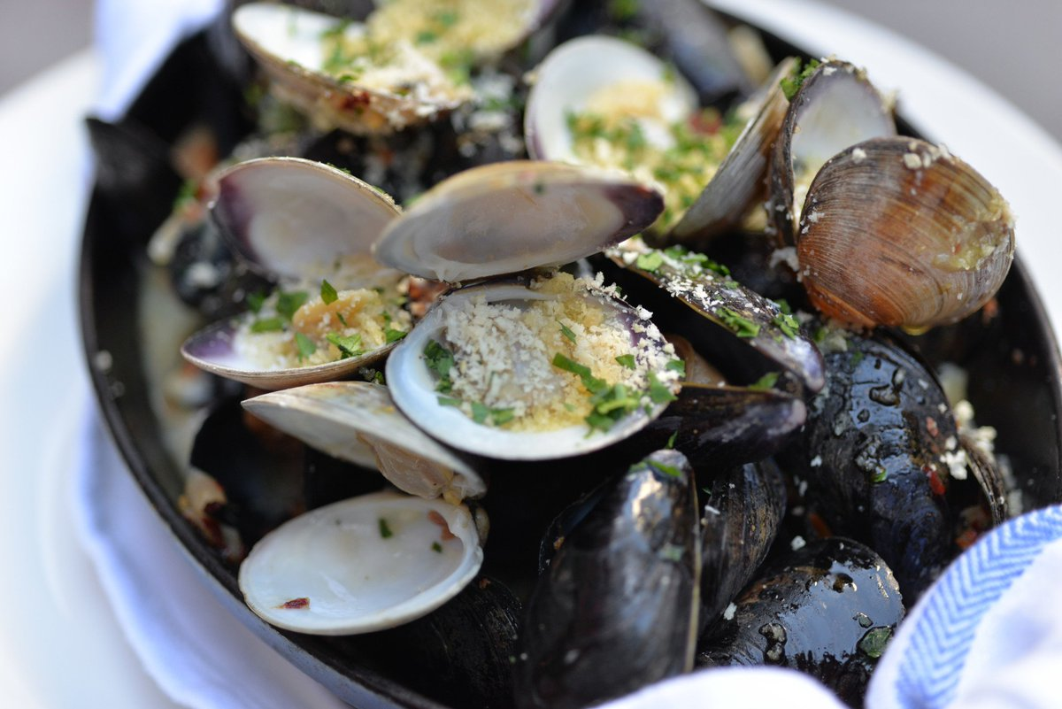 Flex Mussels On Twitter One Is Never Enough