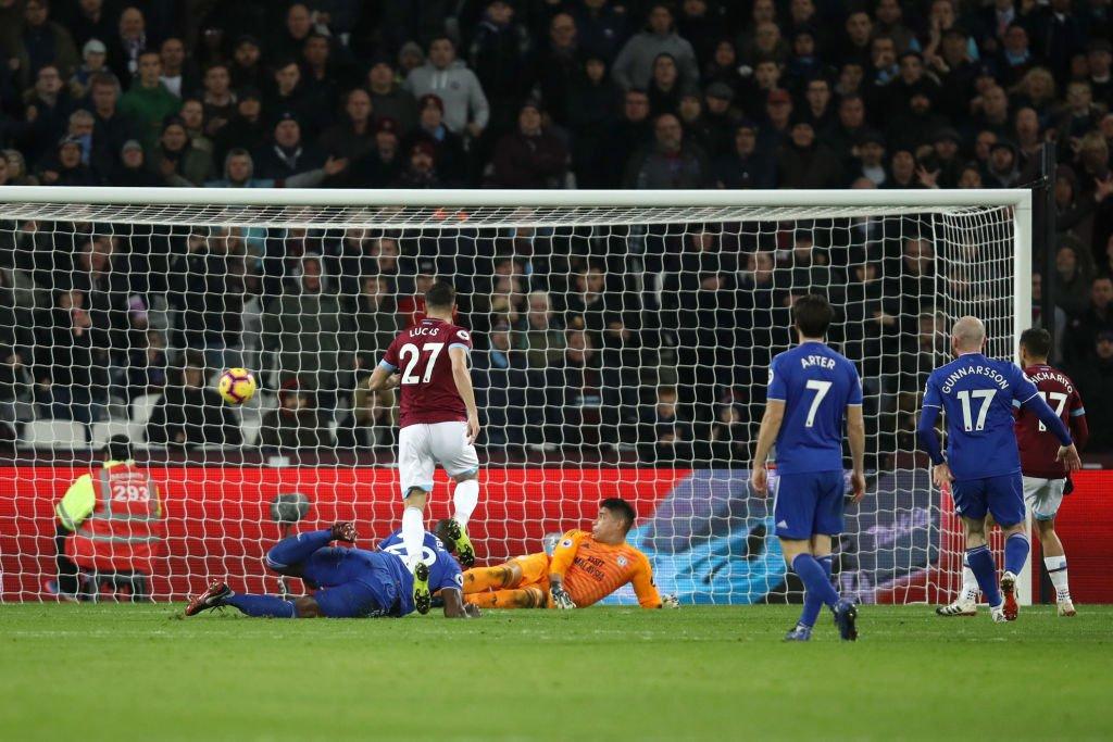 West Ham United vs. Crystal Palace - Reporte del Partido - 8 diciembre, 2018
