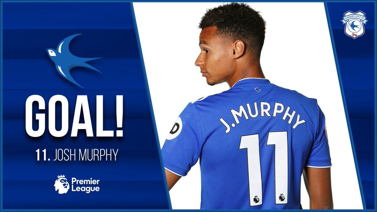 90+4 - Goal! @joshmurphy65! Late consolation header at close range! (3-1) Matchday Live 👉 bit.ly/2rl5OZe #WHUCAR #CityAsOne 🔵⚽️🔵⚽️