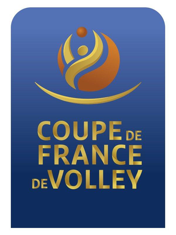 Le @narbonnevolley qualifié pour les 8e de finale de la #CoupedeFrance @FFvolley...