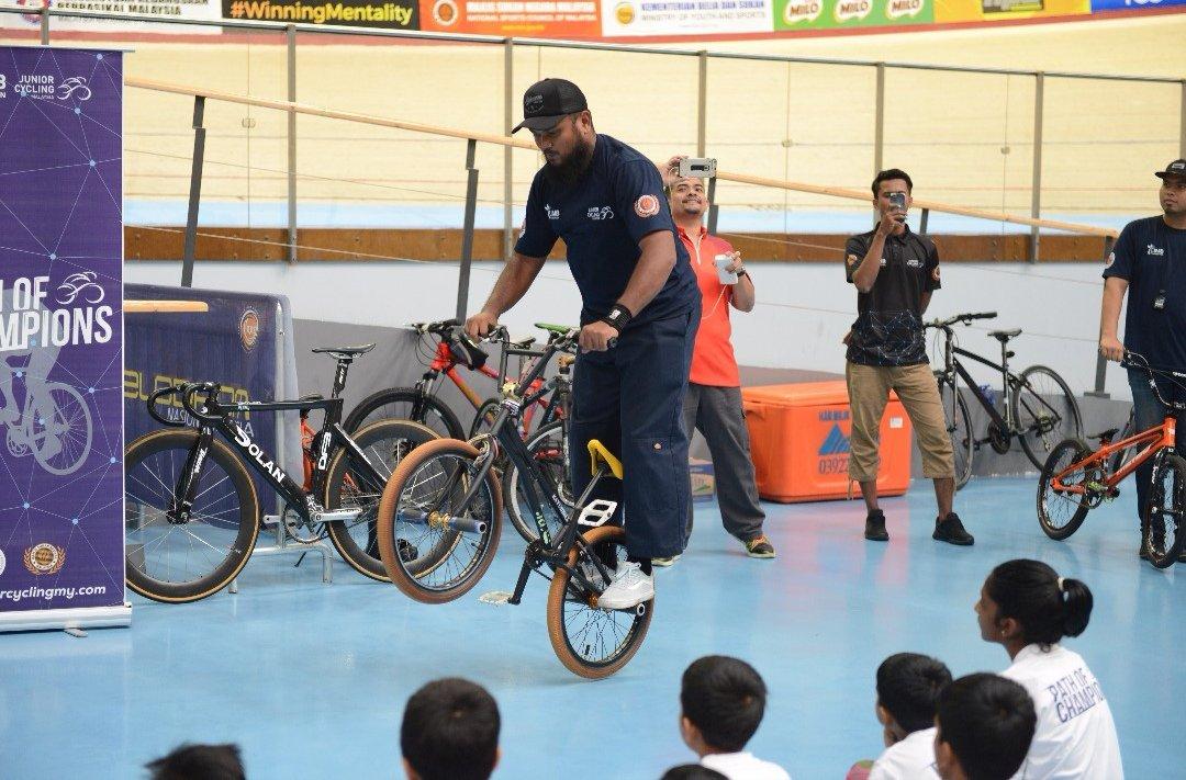 JuniorCyclingMY photo