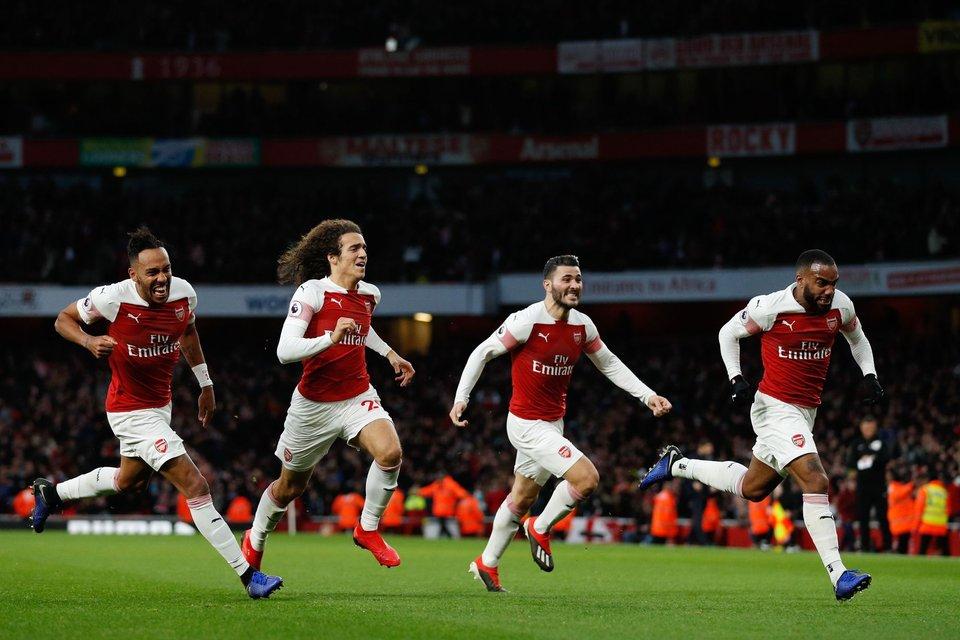 Arsenal 2019-20 /Écharpe