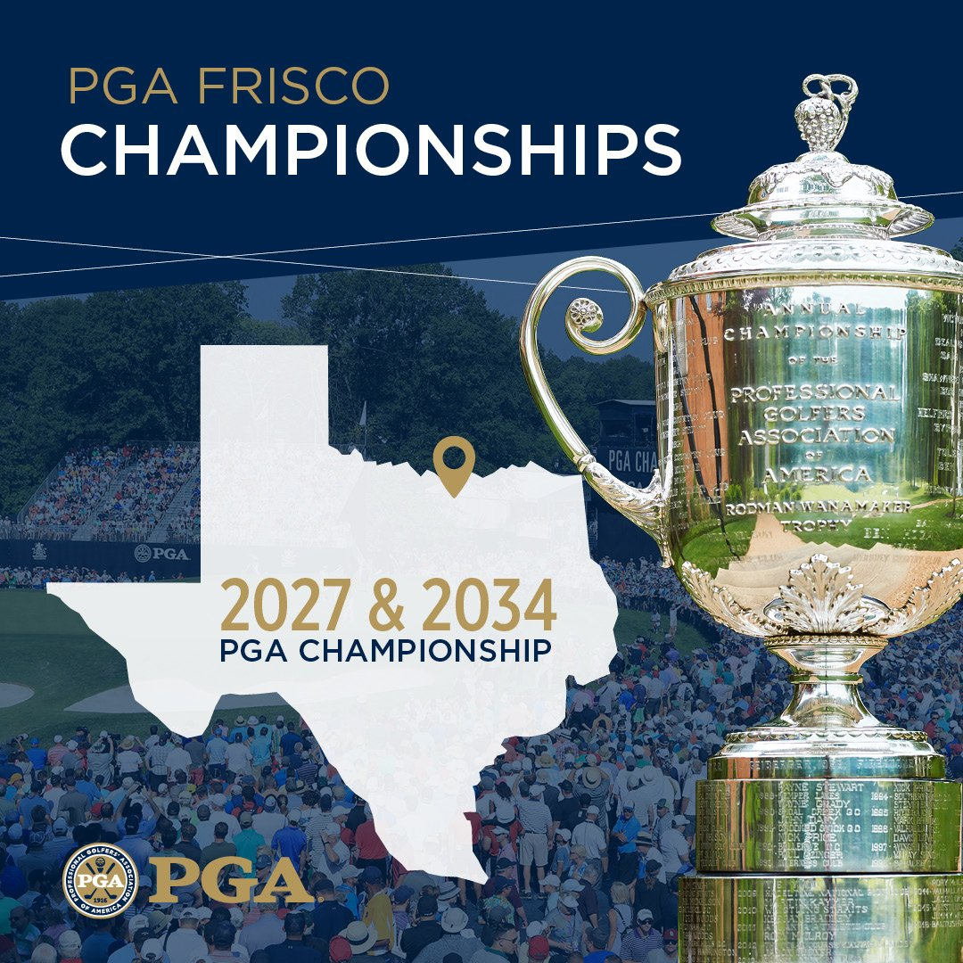 The #PGAChamp is coming to Texas. <br>http://pic.twitter.com/1vFSTxvOVL